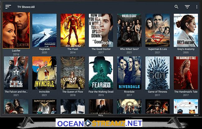 Ocean Streamz TV